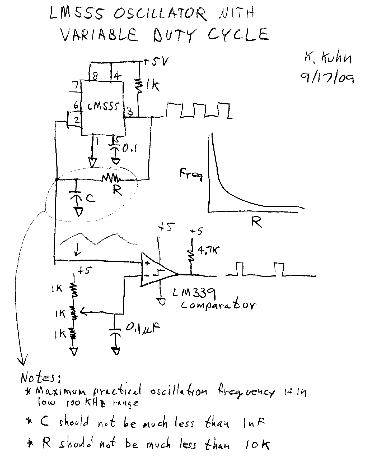Ee431 Ee531 Lm324 Single Dual Power Generalpurpose Quad Op Amp Circuit Diagram Lm555 Square Wave Oscillator With Variable Duty Cycle
